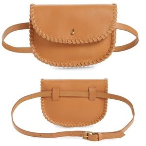Madewell The Whipstitch Belt Bag